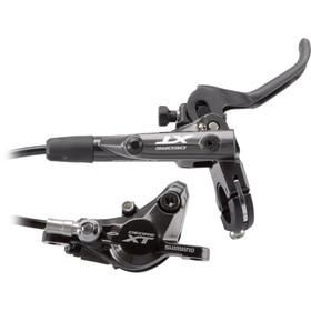 Shimano Deore XT M8100 Hamulec tarczowy I-Spec EV Koło tylne, czarny